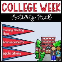 College Week Reboot – Morning Meetings