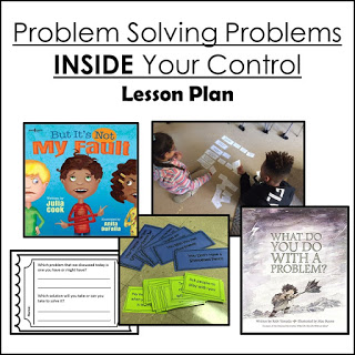 "Becoming Problem Solvers in 3rd Grade – ""But it's not my fault!"" or ""What do you do with a problem?"""
