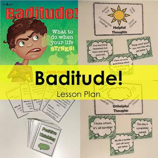"""Baditude"" Lesson Plan"