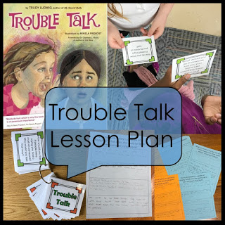 "Gossip and Rumors Part 2 – ""Trouble Talk"" Lesson Plan"