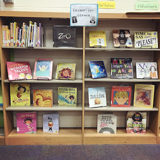 Counselor's Corner – Library Collaboration