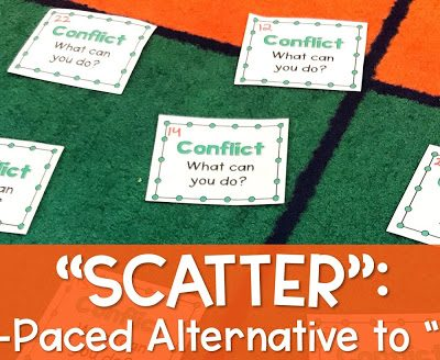 Scatter: A Self-Paced Alternative to Scoot