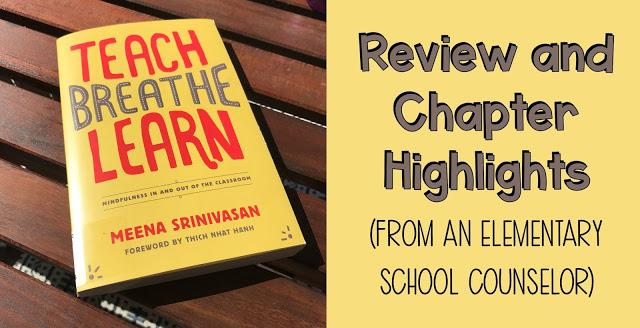teach breathe learn book review