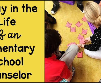 A Day in the Life of a School Counselor