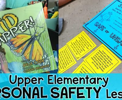 The Kid Trapper Personal Safety Lesson Plan