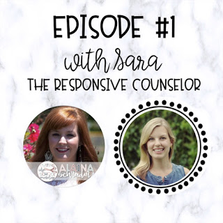 The Responsive Counselor on a Podcast