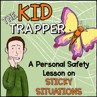 kid trapper personal safety lesson