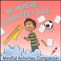 be where your feet are activities