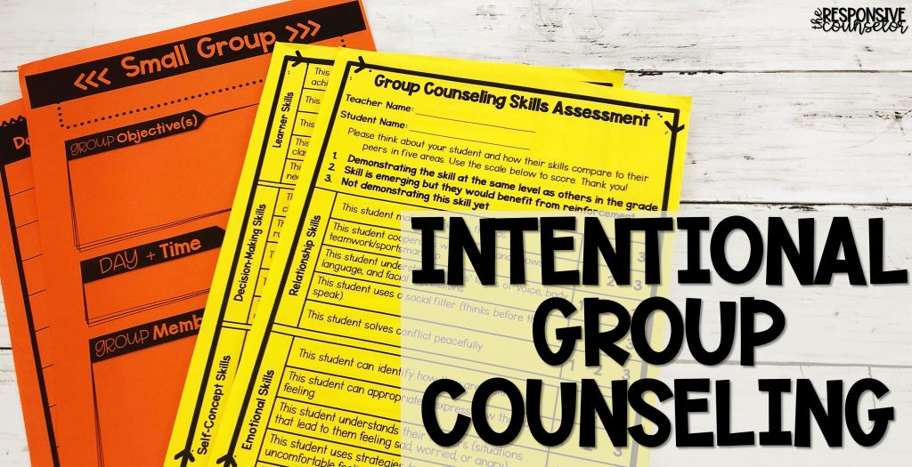 effective group counseling