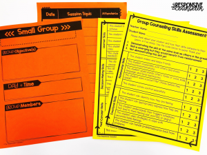 group counseling outline