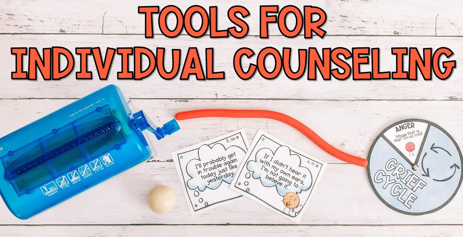 individual counseling tools