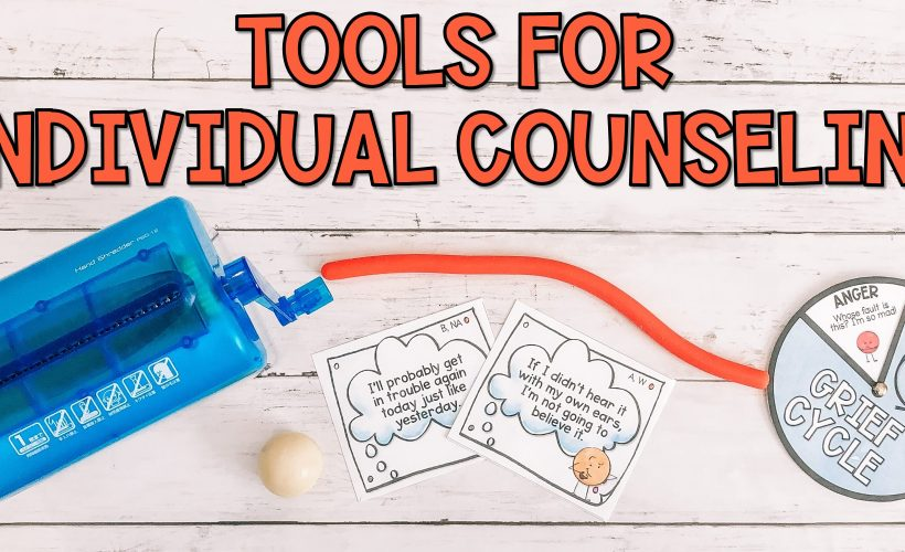 Individual Counseling: Tools and Resources