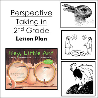 "Perspective Taking With ""Hey, Little Ant!"" – 2nd Grade Lesson Plan"