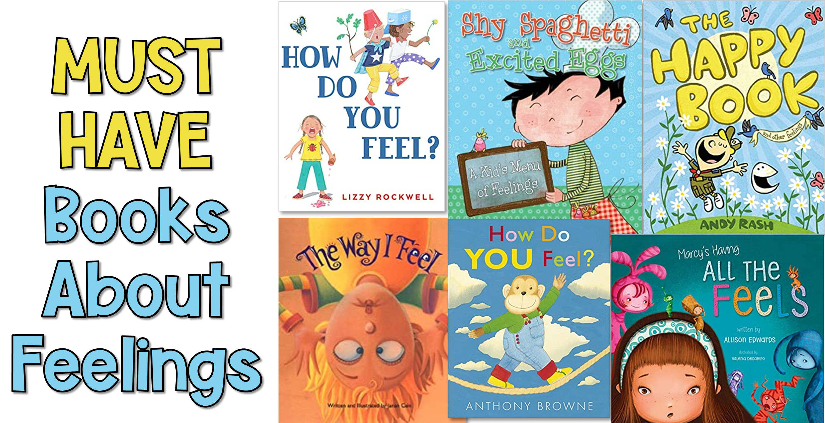 must have feelings books