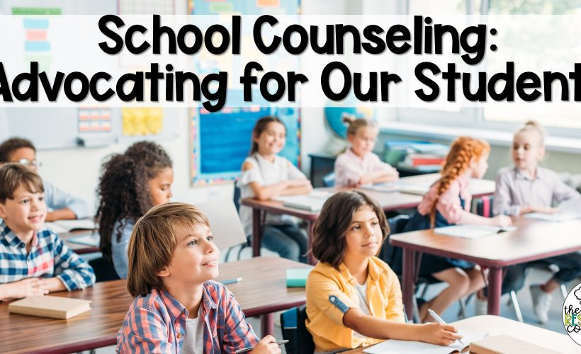 School Counseling Advocacy: Advocating for Our Students