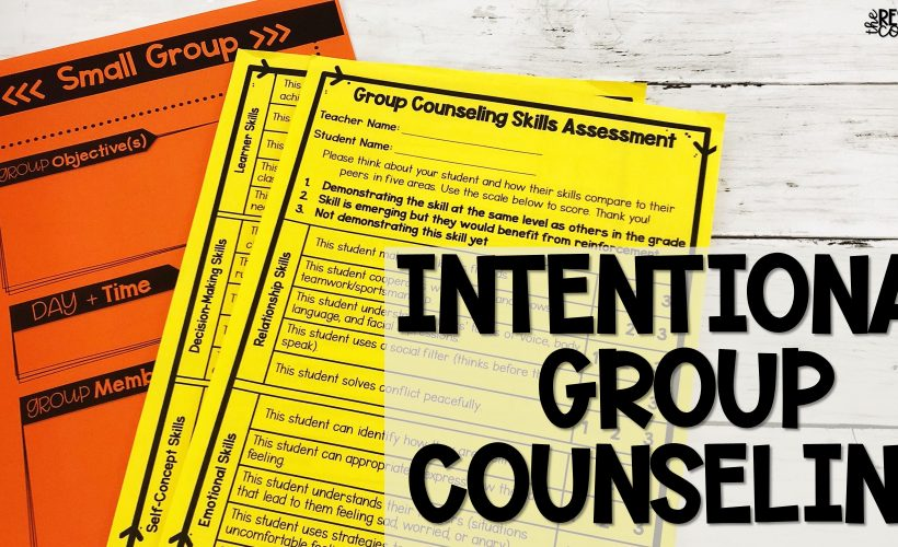 Elementary Group Counseling