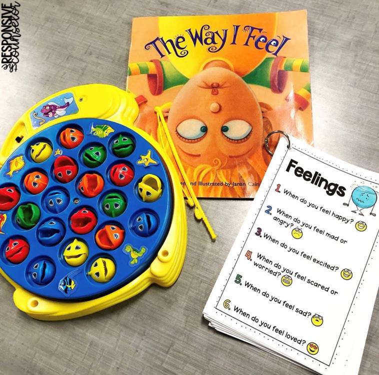 kids feelings game