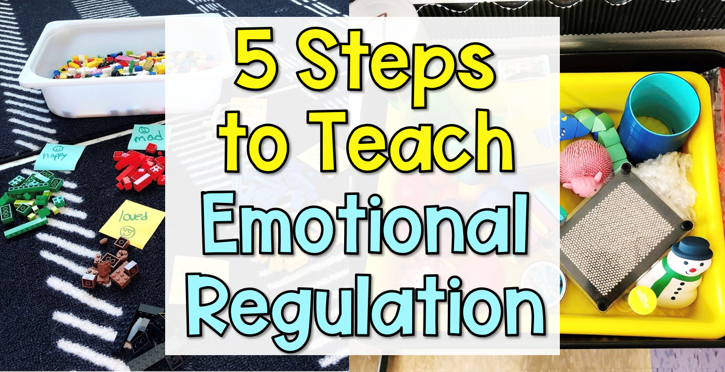 teaching emotional regulation