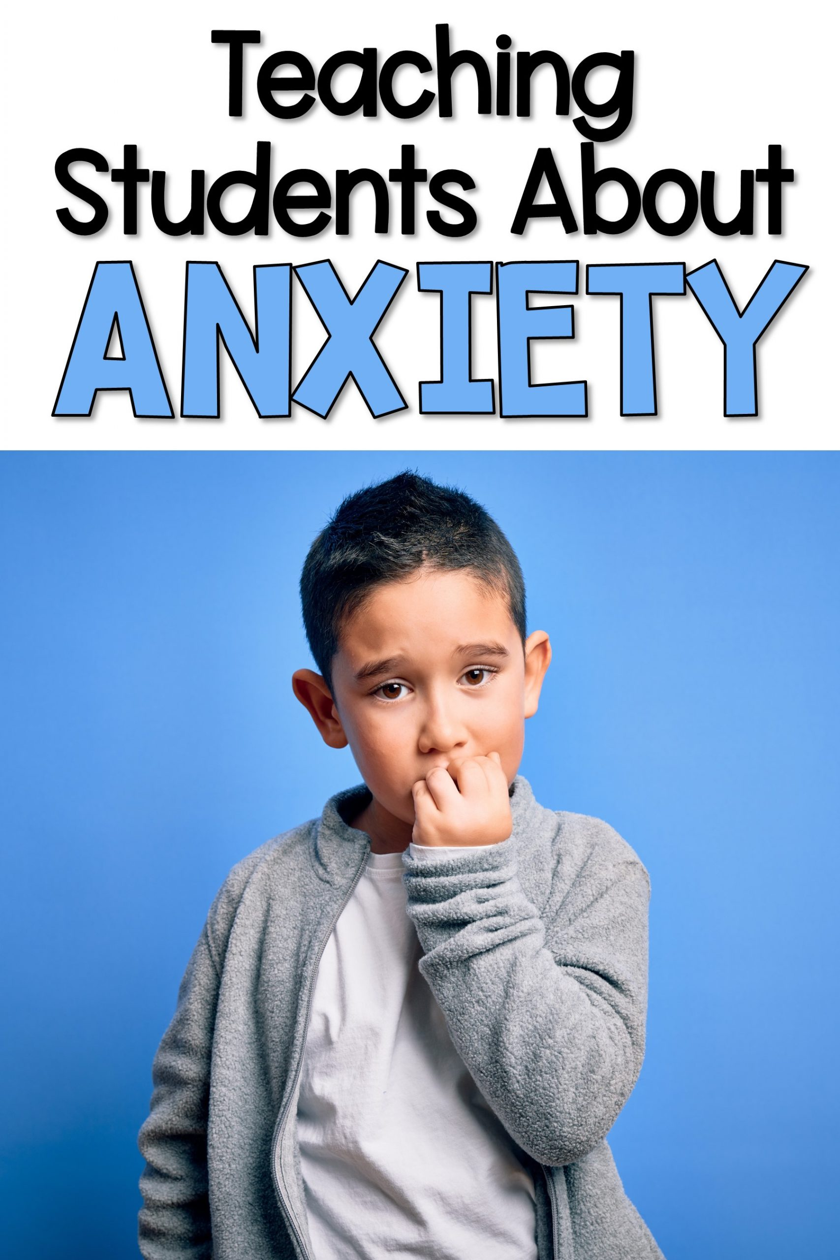 teaching students about anxiety
